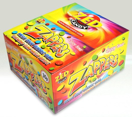 Image result for zappers sweets
