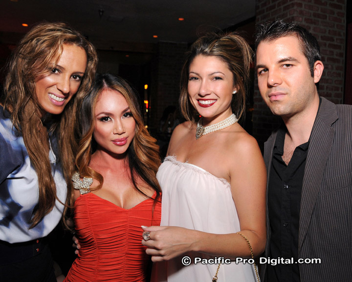 Kandy Magazine Cocktail Mixer at Carson House in Beverly Hills