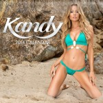 Rachel Bernstein Cover Kandy Swimsuit Calendar