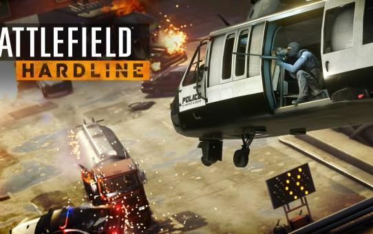 Battlefield Hardline Trailer