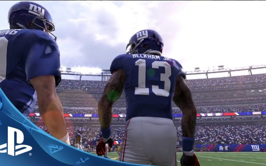 Madden NFL 16 - Official Gameplay Trailer   PS4