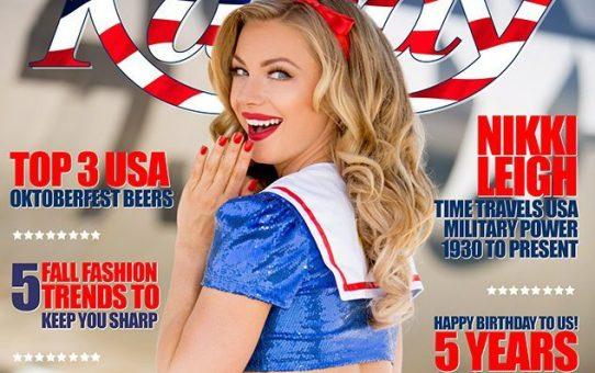 5 Year Anniversary Issue