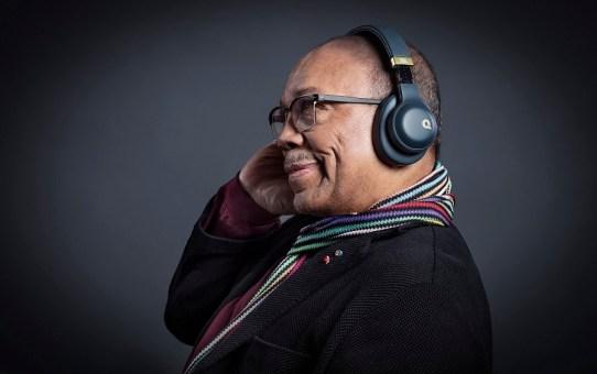 JBL® and Music Pioneer Quincy Jones Introduce E55BT Quincy Edition Wireless Headphone