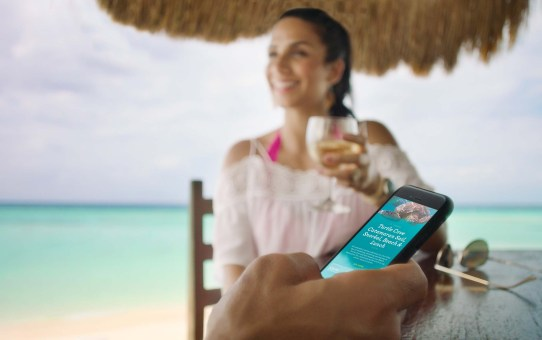 Carnival Personalized Concierge Services through Ocean Medallion
