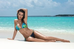 Model Emma Golijanin