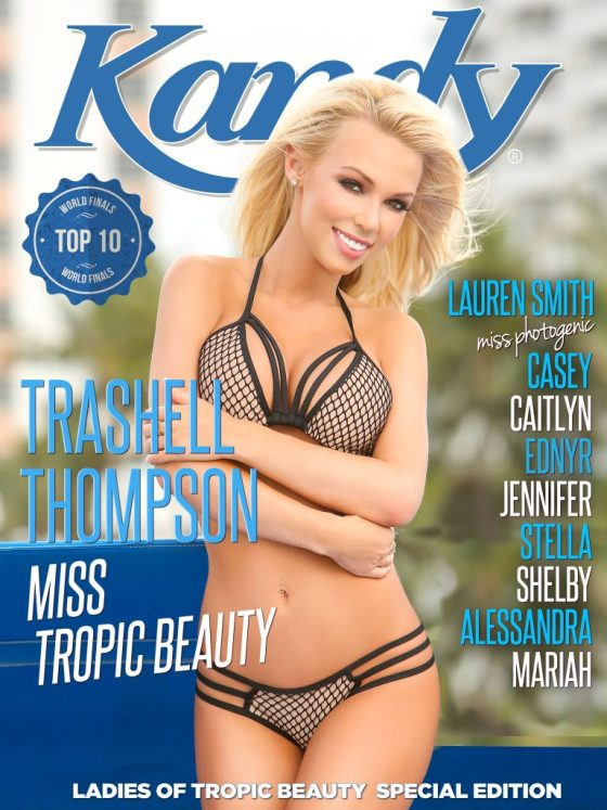 Tropic Beauty Swimsuit Issue Kandy Magazine