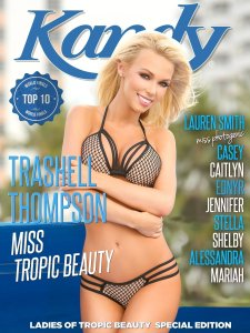 Tropic Beauty Swimsuit Issue CASEY BOONSTRA