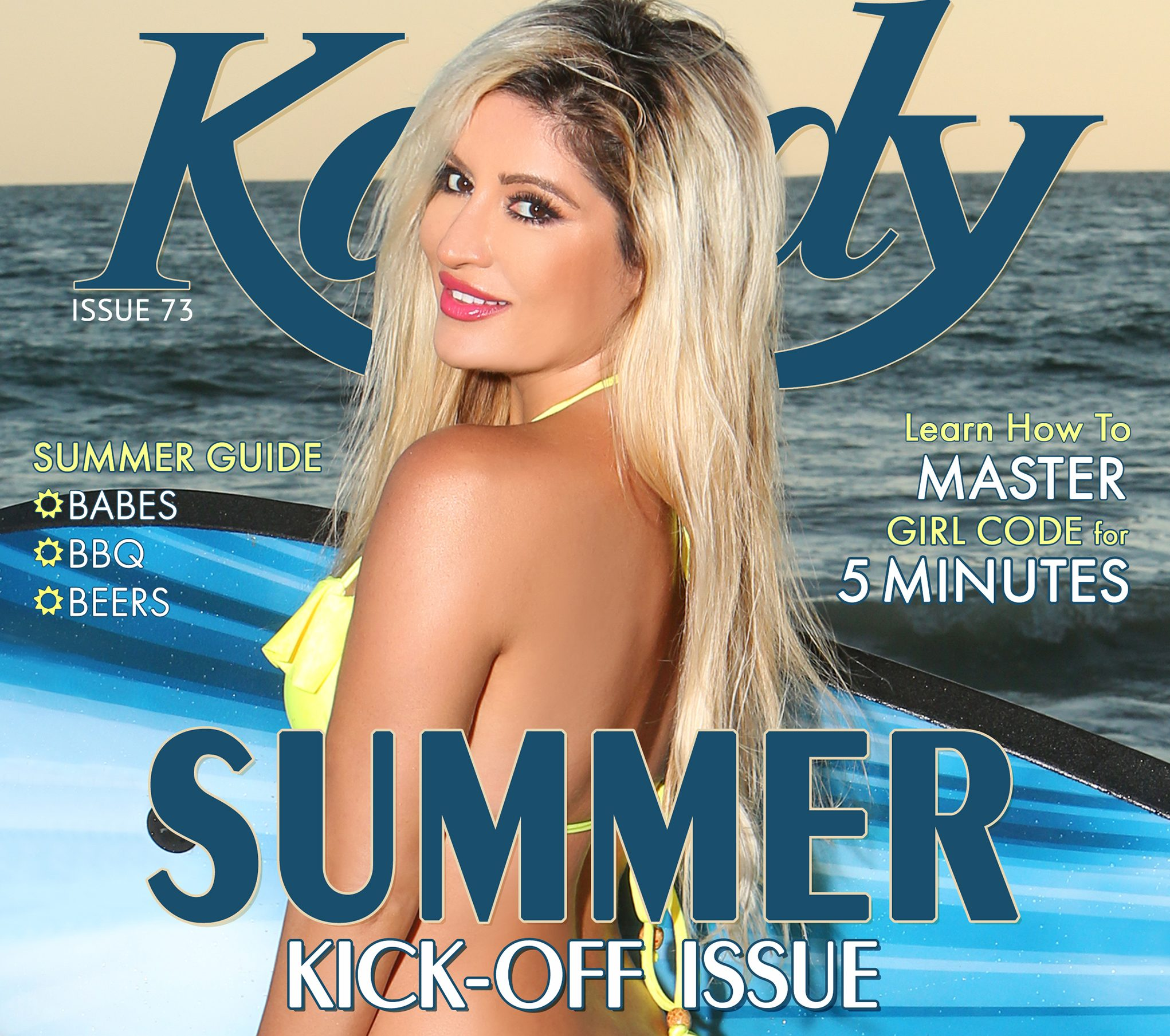 Kandy 2018 Summer Kickoff Issue