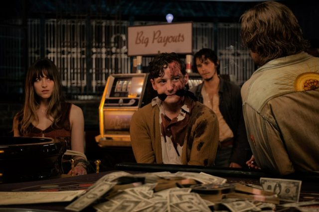 Liam Hemsworth Bad Times at El Royale