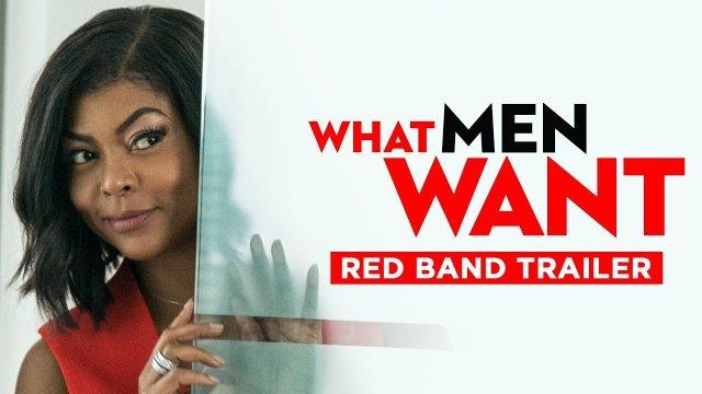 What Men Want Trailer