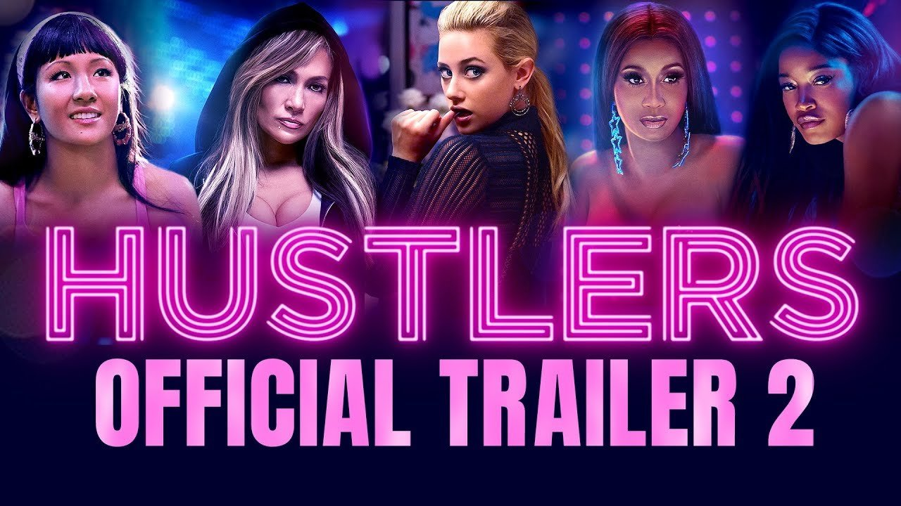 Hustlers starring J Lo