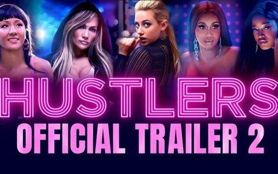 Hustlers Official Trailer 2