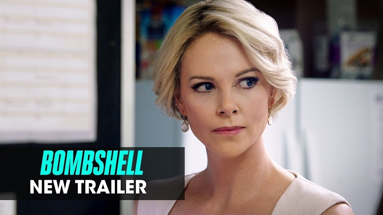 BOMBSHELL featuring Charlize Theron