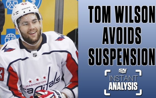 Tom Wilson Assaults Panarin, NHL Fails to Take Action