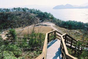 丹後海と星の見える公園施設整備工事