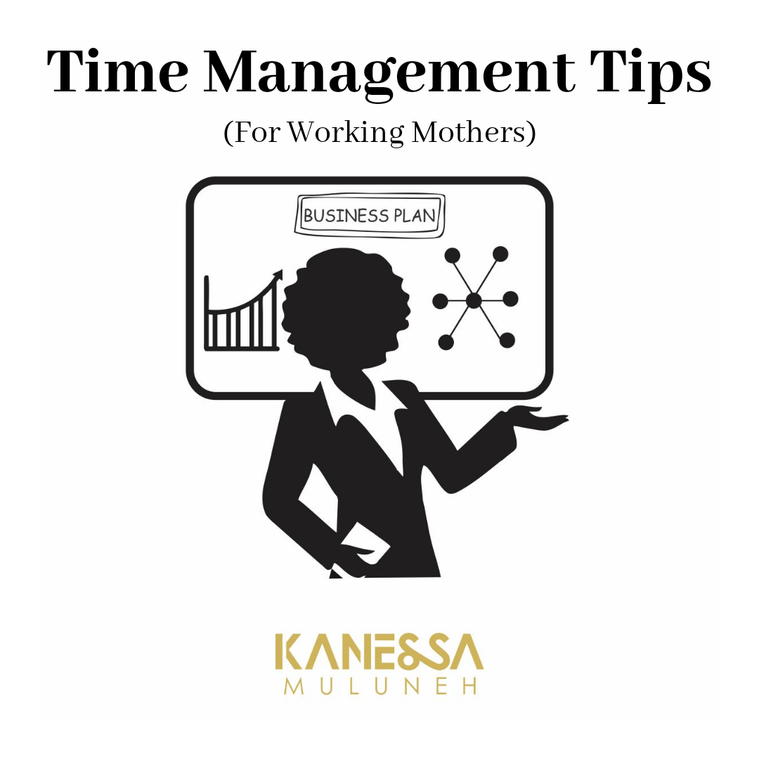 Time Management Tips For Working Mothers