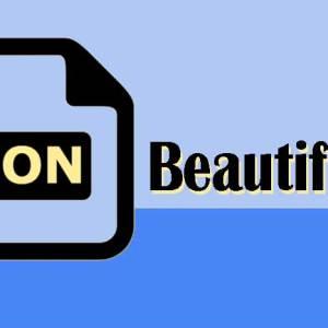 JSON Beautifier