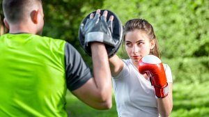 Boxing 4 fitness