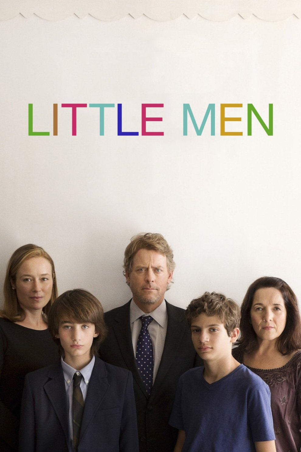 "Poster for the movie ""Little Men"""