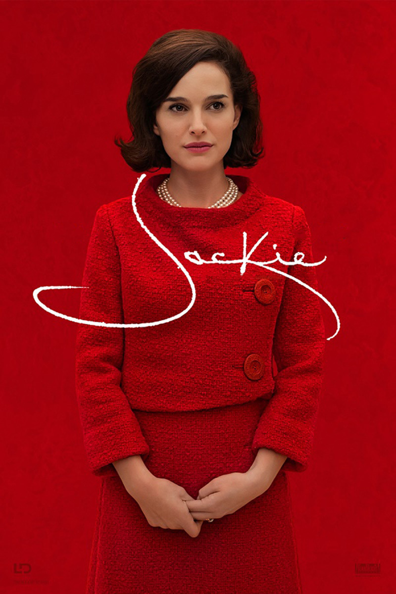 "Poster for the movie ""Jackie"""