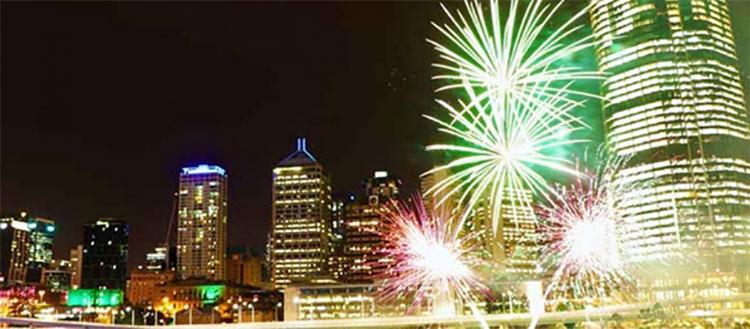 Australia Day at Southbank