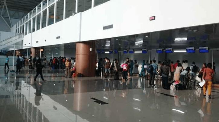 bandara supadio pontianak