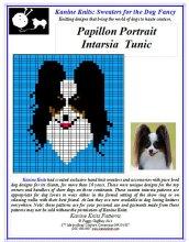 Papillon Portrait Tunic Pattern