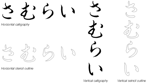 Hiragana Translation & Design with the Best Calligraphy