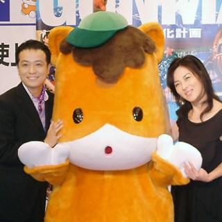 中山さん(写真左)と井森さんは群馬出身