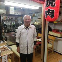 日本一小さい!?テーブル一つの焼肉屋さん『南大門』