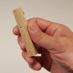 小鉋 木型 外丸鉋 裏金なし