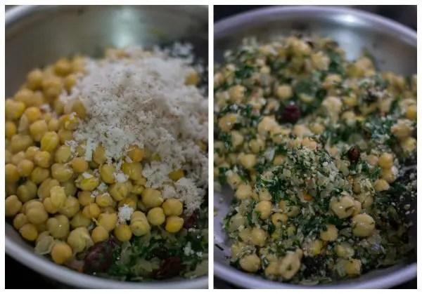 Vendhaya-keerai-methi-keerai-Kadalai-Poriyal-chana