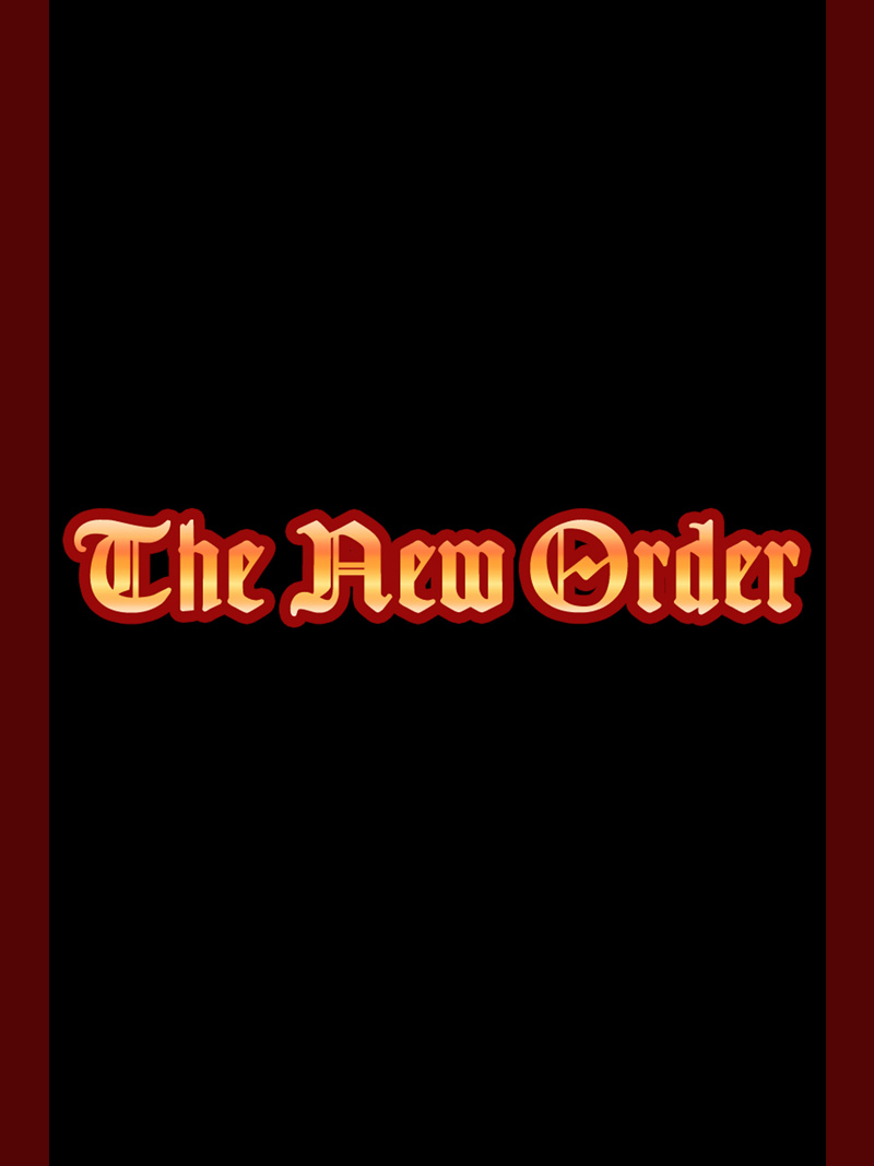 The New Order – Cover
