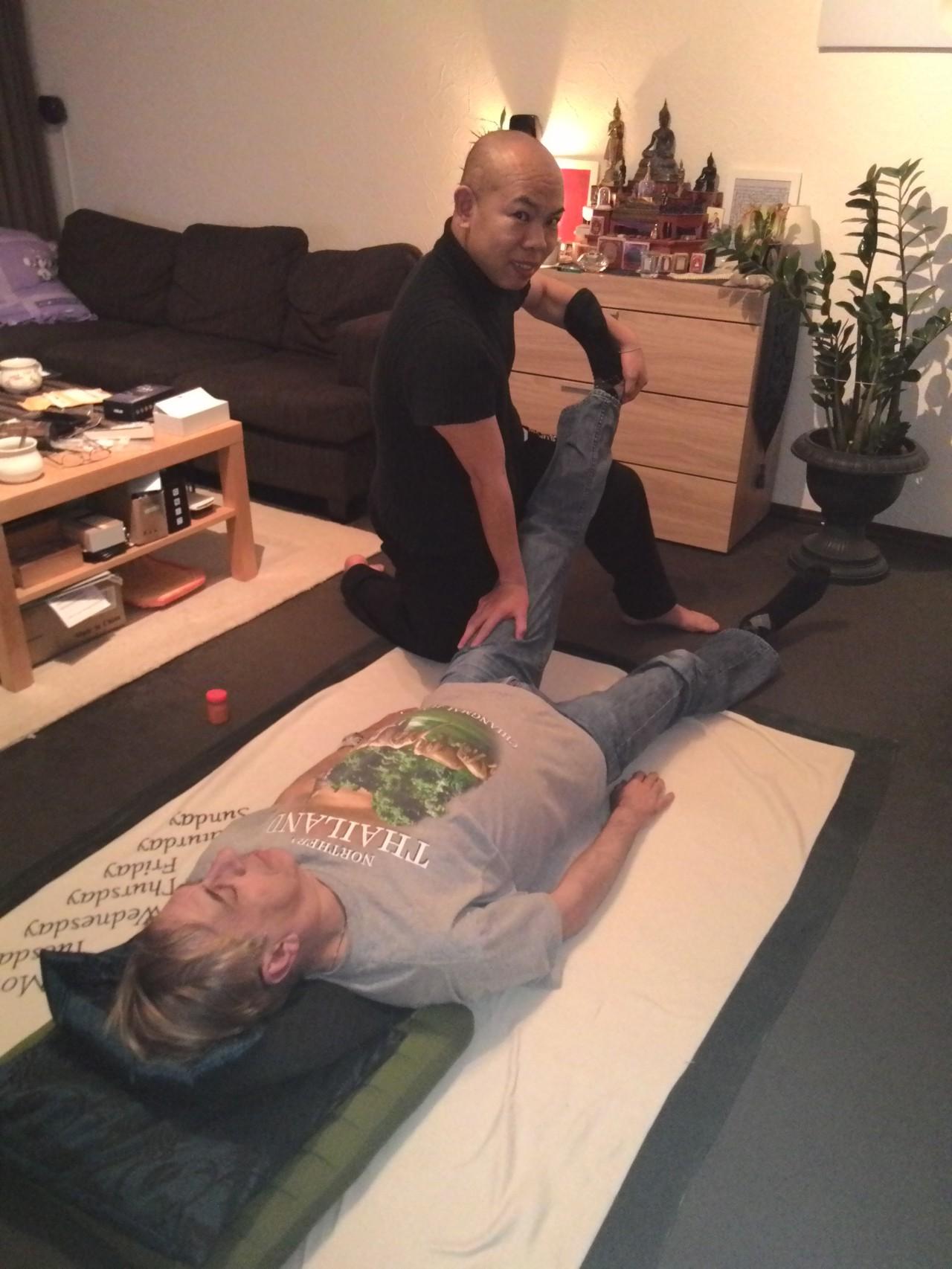 Klanten van Kanoktham Massage