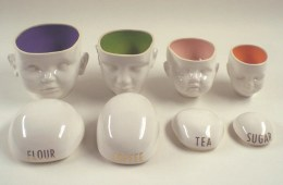 Baby Head Canisters