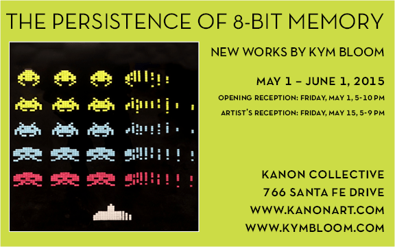 persistence 8-bit postcard
