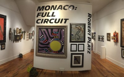 Monaco: Full Circuit, featuring new works by Robert Platz
