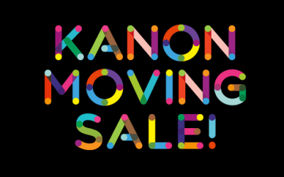 Kanon Farewell Show & Moving Sale