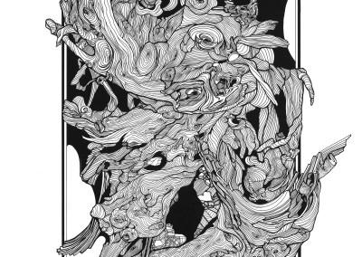 Roots by Jeanne Trueax