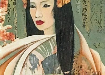 Blossom by Mary Hudgins