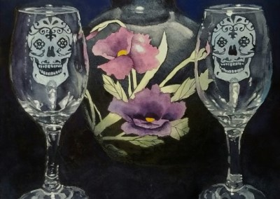Lisa Garrison - Life Death and Wine Resized