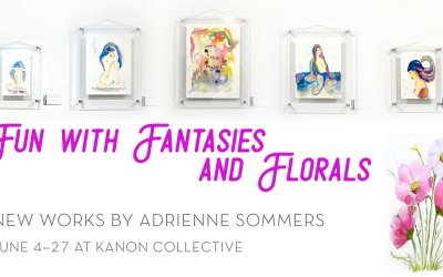 Fun with Fantasies and Florals