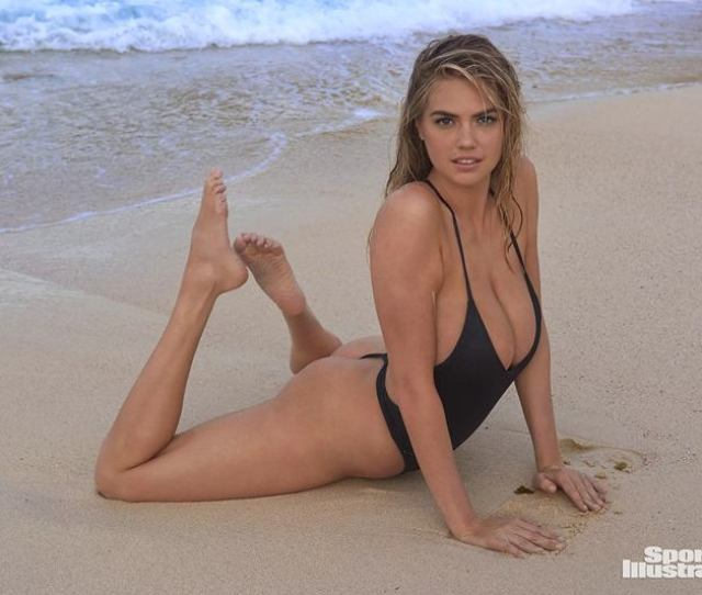 Kate Upton Boobs Sports Illustrated Swimsuit Issue