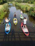 Suppen in Den Helder   reserveer online bij De Kanoverhuur Den Helder