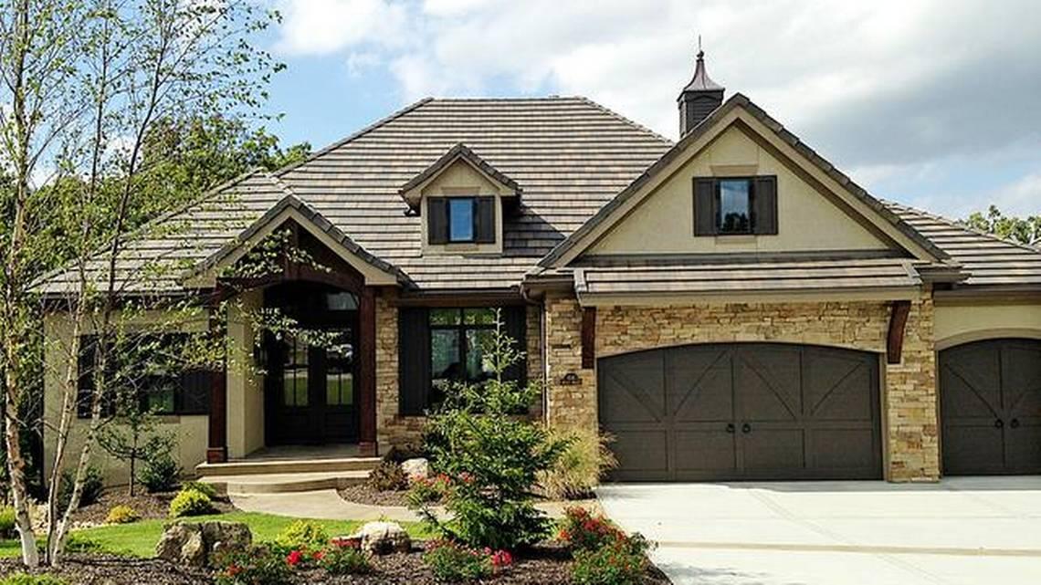 Award Winning Loch Lloyd Model Home Open Today The Kansas City Star