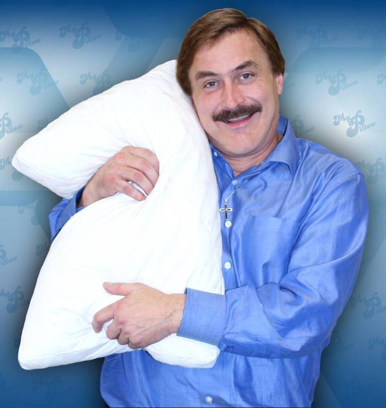 why mypillow creator mike lindell is