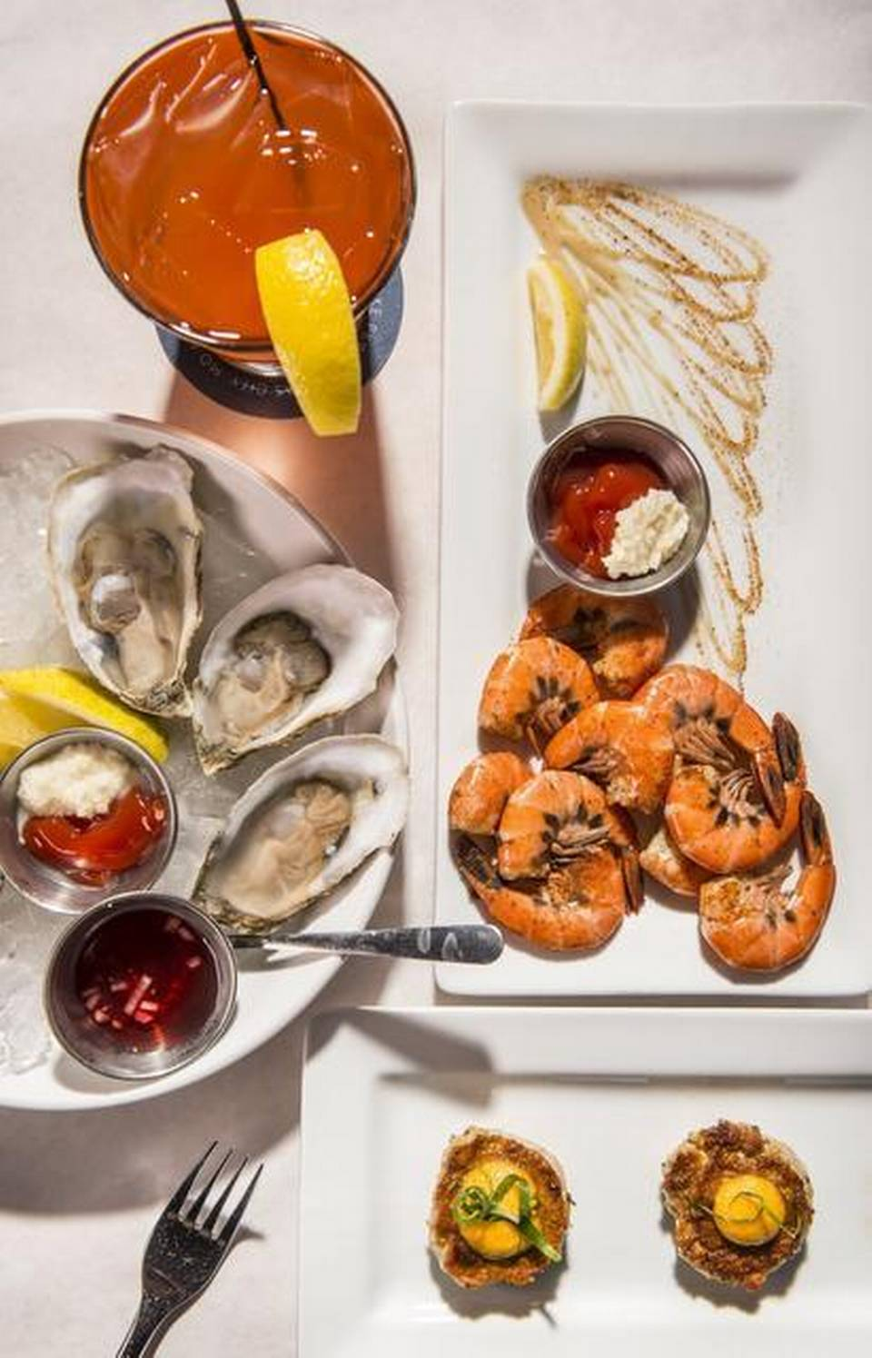 The Best Seafood Happy Hours An Ocean Of Love For