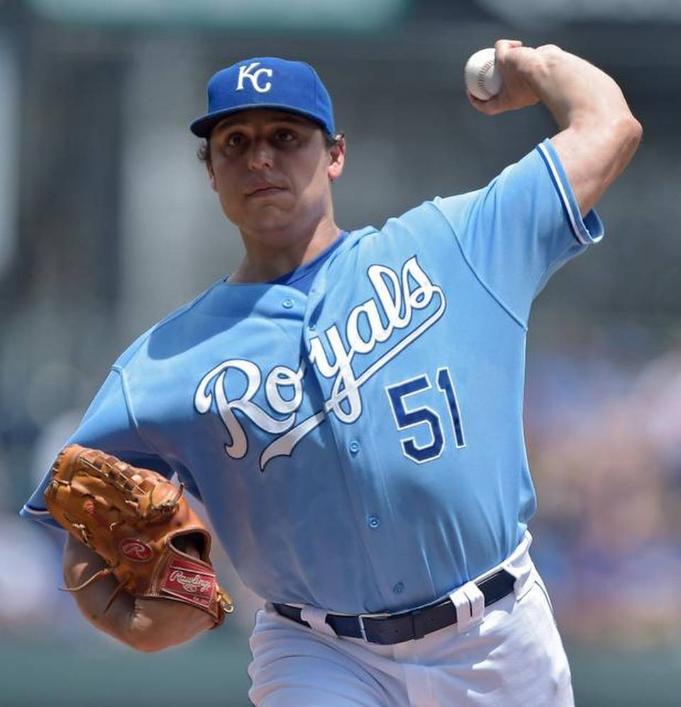 Image result for jason vargas royals