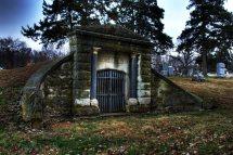 Scared Bone Haunted Kansas Cemeteries