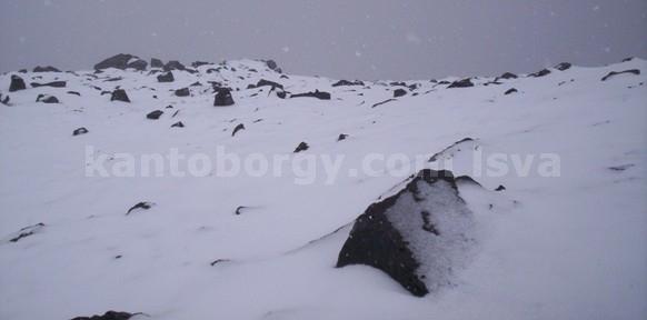Montaña Corazon Cumbre Leonardo Vivar